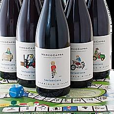 北義小王子貴族紅酒 (同義大利酒王巴洛羅紅酒) VINO ROSSO NEBBIOLO D'ALBA DOC 2015 TESTANVISCA