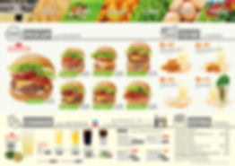 thefreenburger menu E