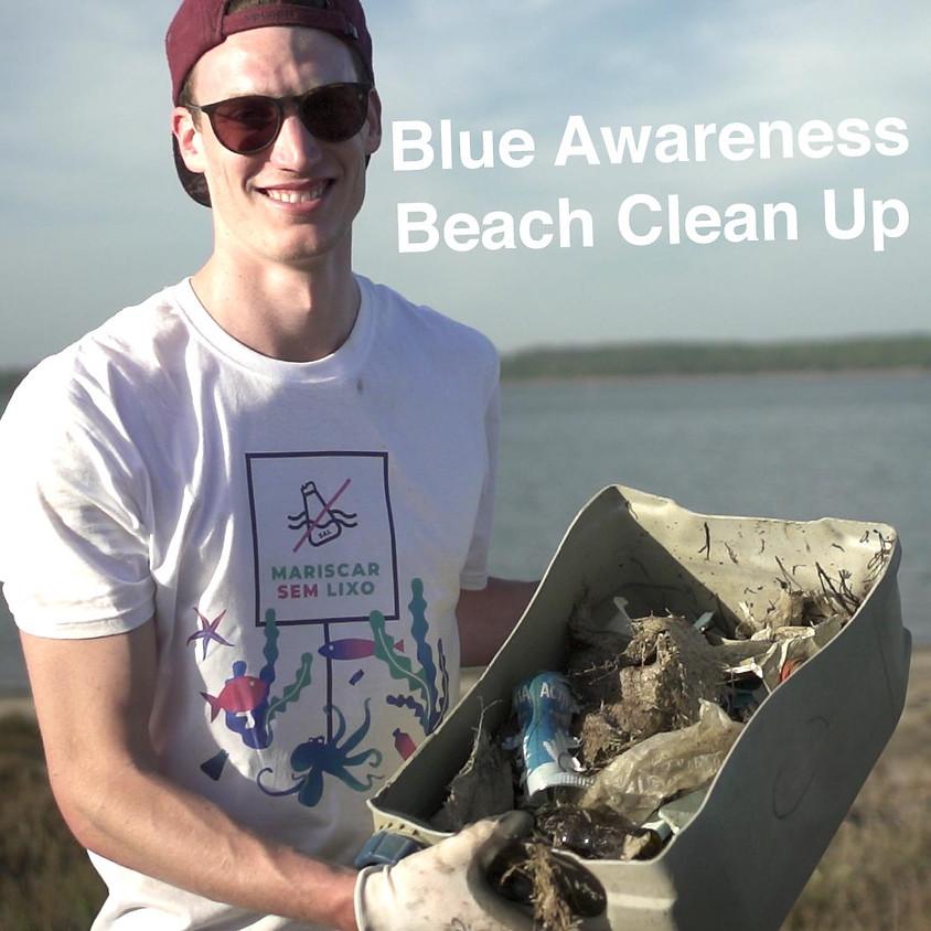 Blue Awareness Beach Clean Up