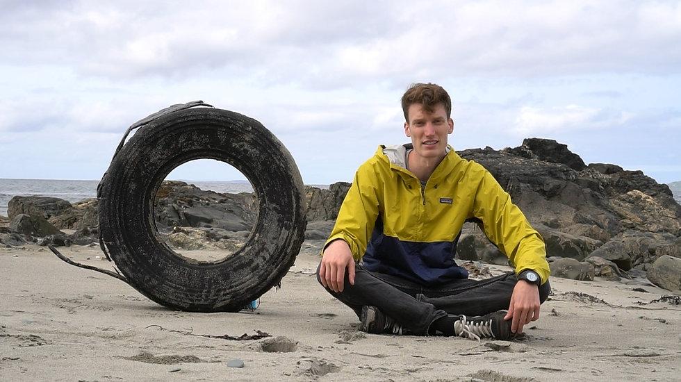 Chris with tire.jpg