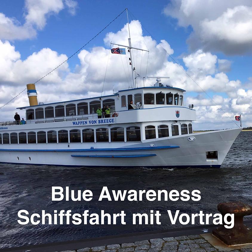 Rügen 2019 Schiffsfahrt mit Vortrag