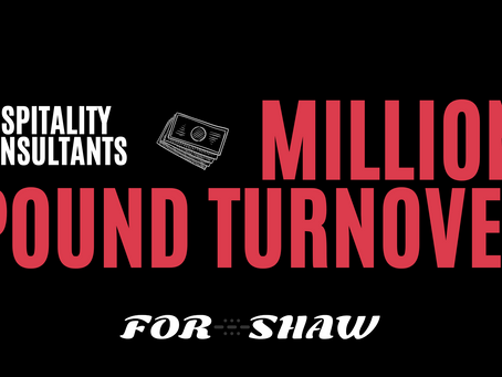 Turnover of over a Million