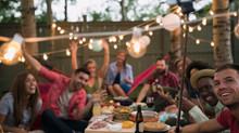 Aider vos invités à se mélanger à votre mariage