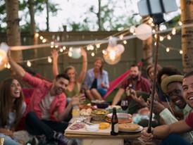 Summer Parties; Noisy Neighbours