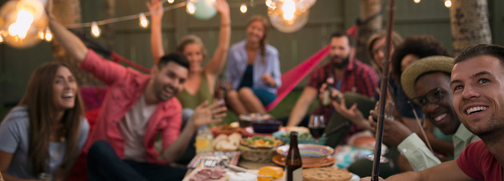 Servicio de comida para fiestas