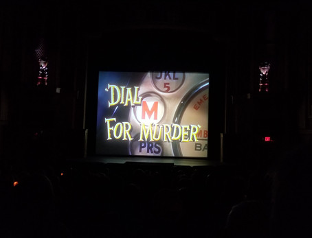 Dial M for Murder at The Strand