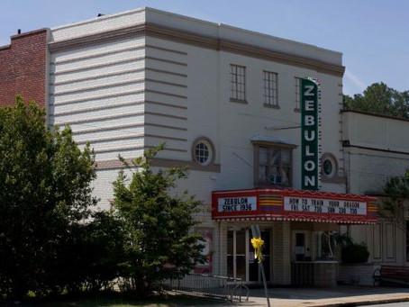 GA Historic Theatres