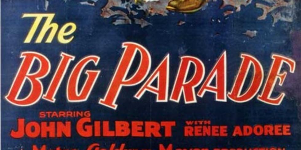 """""""The Big Parade"""" at the Plaza"""