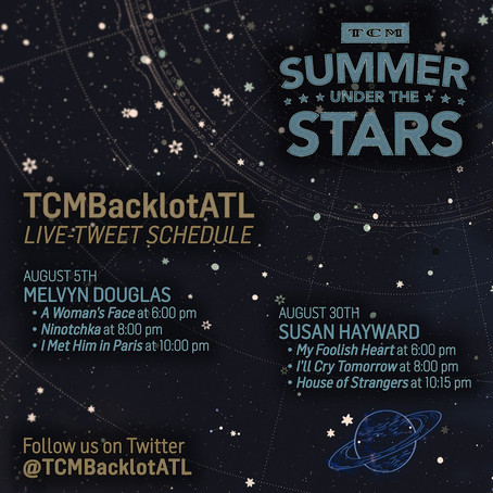Summer Under The Stars Live-Tweet!