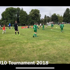 U10 Omonia Tournament June 2018