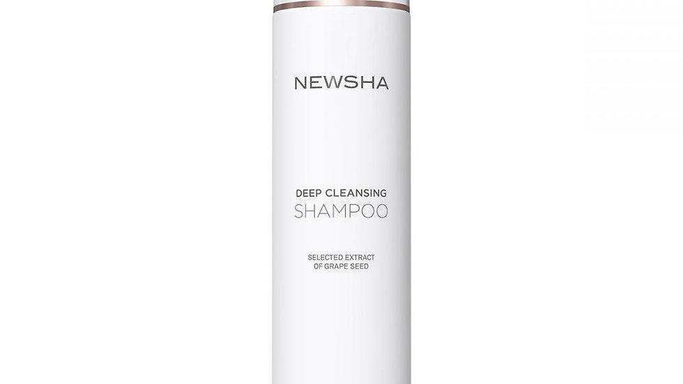 NEWSHA Deep cleansing Shampoo