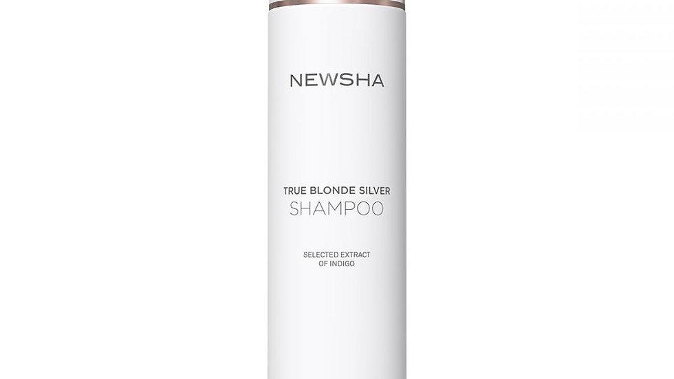 NEWSHA CLASSIC True Blonde Silver Shampoo  Dein Silbershampoo mit hochwertigen b