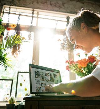 e-business-flower-shop-marketing-promote