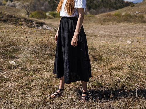Duplagéz maxi skirt