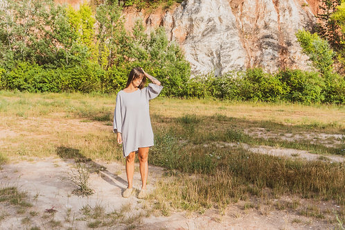 Duplagéz mid-length dress