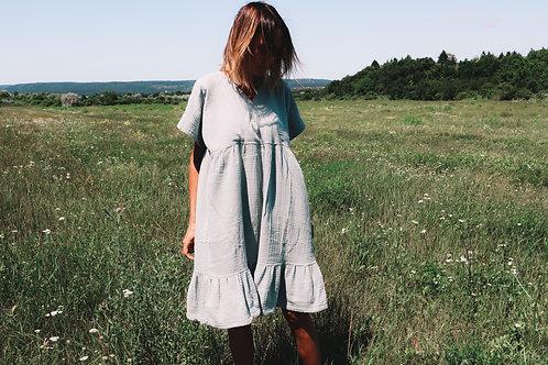 Duplagéz structured dress