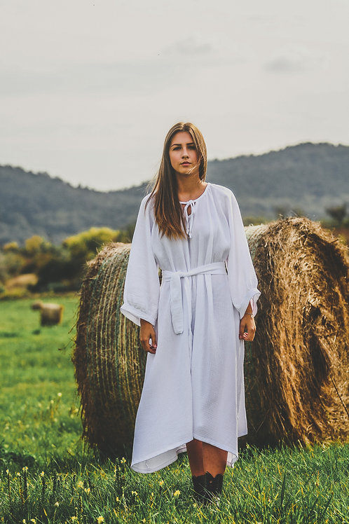 Duplagéz maxi Dalma dress