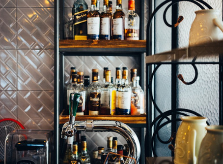 How to Stock Your Home Bar Like a Bartender Would