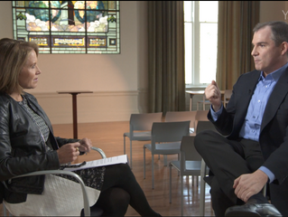 Katie Couric Interview Discusses Finding a Good College Fit