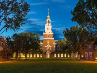 Extra Points for Being Nice! Dartmouth's competitive business school announces new criteria for