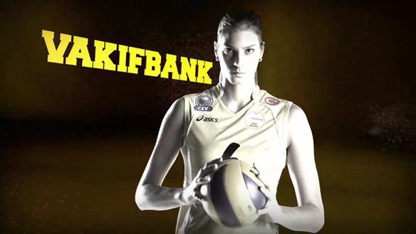 Vakıfbank Voleybol TV Reklam Filmi