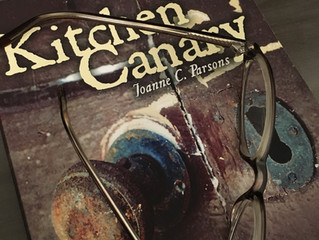 KITCHEN CANARY by Joanne C. Parsons
