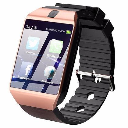 Bluetooth Watch DZ09 TF SIM Camera IOS