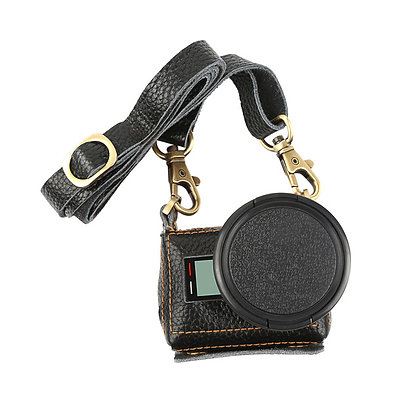 Clip-On Protective Leather Case for GoPro