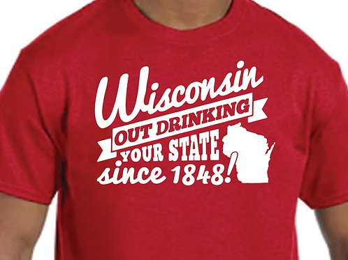 Wisconsin Out Drinking Your State