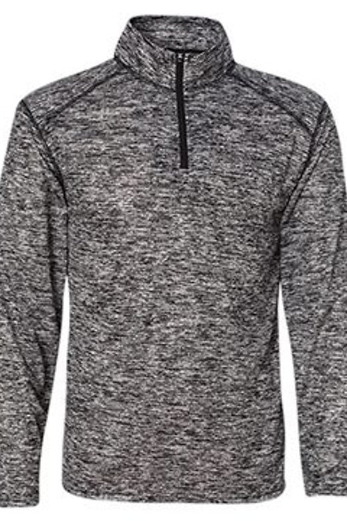 Sport Adult Blend 1/4 Zip Pullover Shirt