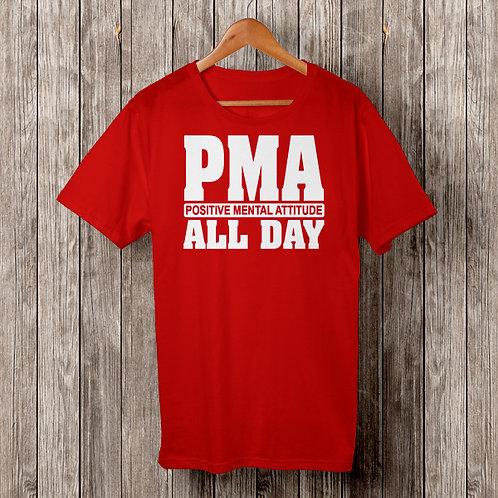 PMA All Day Unisex T-Shirt