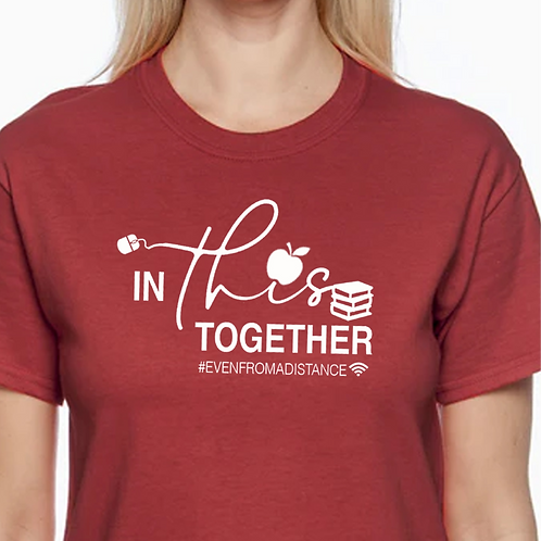 IN THIS TOGETHER TEACHER Unisex T-Shirt