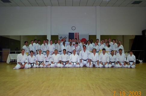 2003 AMS UCF test1