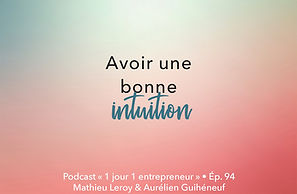 interview intuition podcast entrepreneur