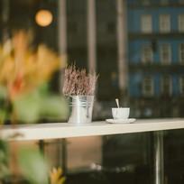 vitrine cafe