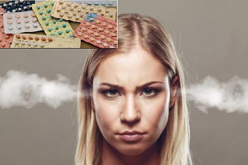 Pilule et santé perdue