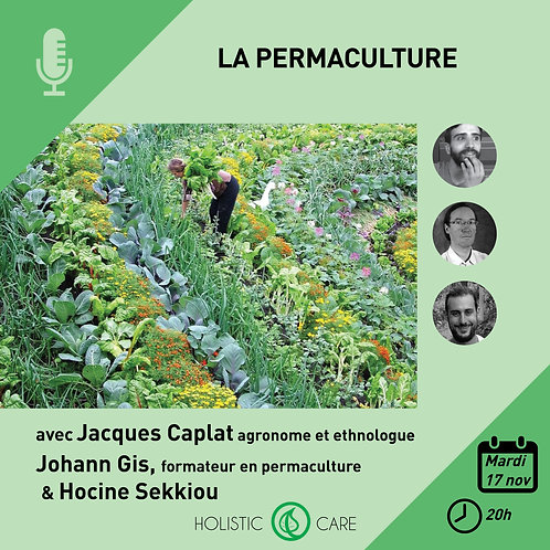 Replay e-Conference La Permaculture