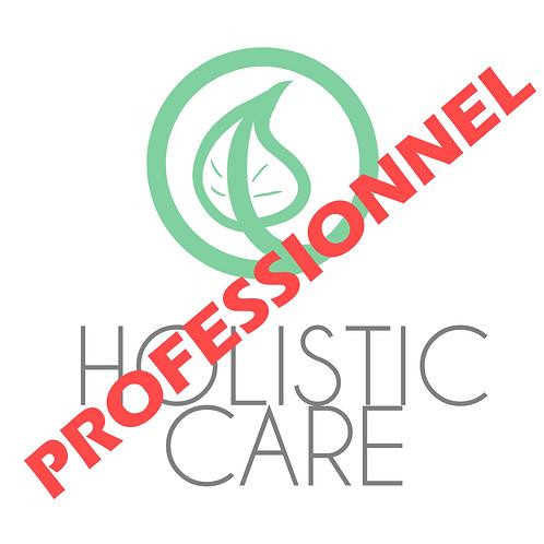 adhésion professionnel au mois à l'association Holistic care