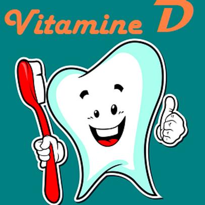 Vitamine D, dents et besoins