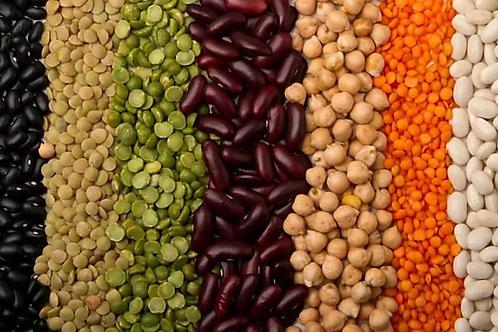 Protéines végétales et viandes