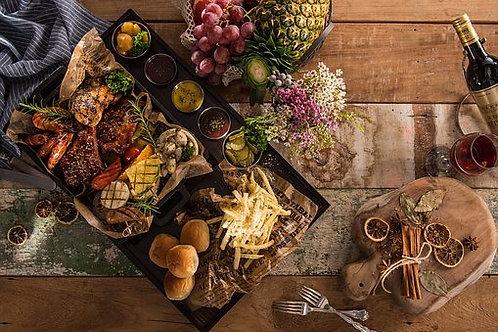 Jeûne : un gros repas plutôt que plusieurs
