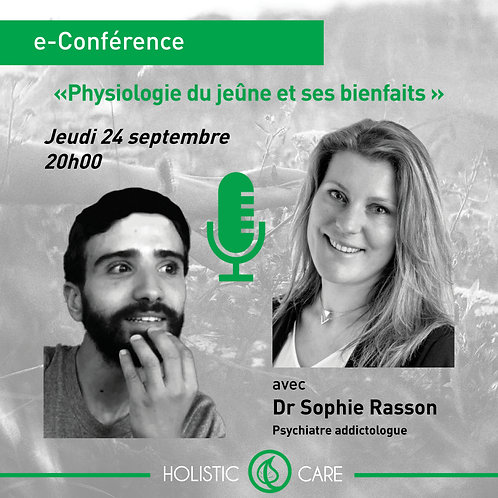 Replay e-Conference avec Sophie Rasson