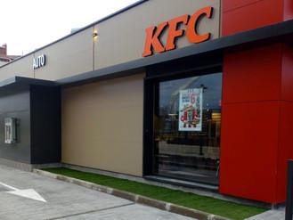 KFC PALENCIA PARQUE COMERCIAL ARAMBOL