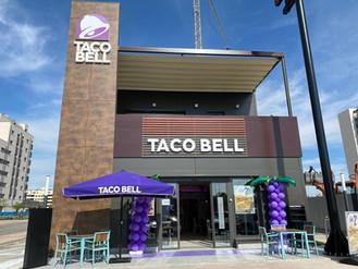 """Nuevo Taco Bell """"La Garena"""""""