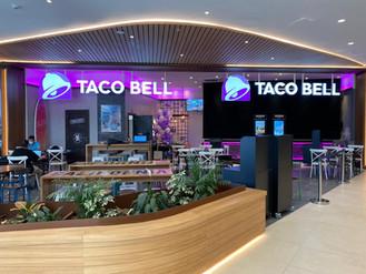 Taco Bell en el CC. Anec Blau.