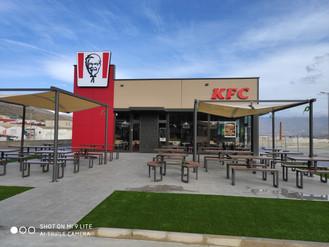 Aniversario de la inauguración de KFC Arambol (Palencia)