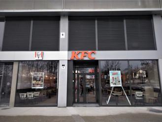 El Molinón ya cuenta con un nuevo KFC