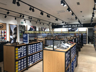 Ya está lista la nueva tienda BIRKENSTOCK en Málaga.