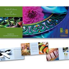Bouer Catering Brochure design