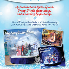 SnowGlobe Brochure Design